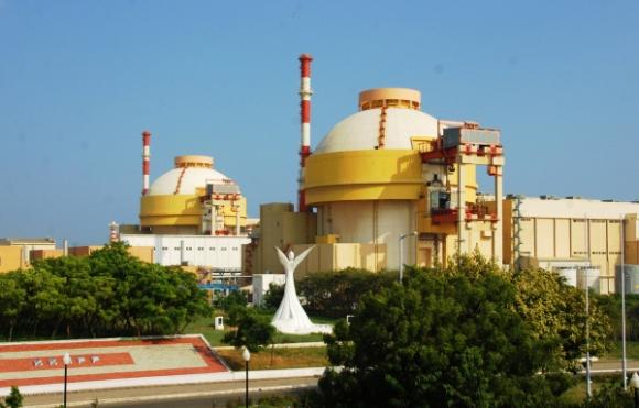 Ижорските заводи започнаха сглобяването на транспортния шлюз за АЕЦ Куданкулам