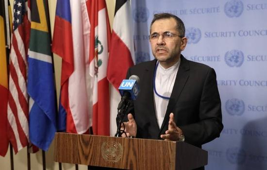 Иран не е заинтересован от създаването на ядрени оръжия, заяви Постоянният представител на Иран при ООН