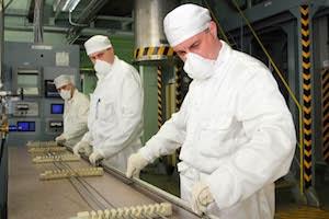 СХК произведе експериментални касети с нитридно гориво