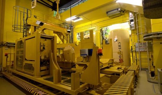 Украйна – Holtec завърши строителството и монтажа на хранилището за отработено ядрено гориво и го предаде на Чернобилската АЕЦ
