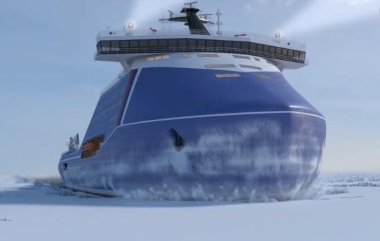 До 2026 година Русия ще построи пет нови атомни ледоразбивача за Северния морски път.