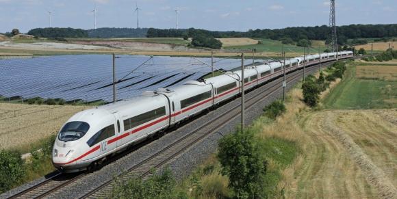 Германия – Слънчева електроцентрала ще доставя електроенергия директно в контактната мрежа на Дойче Бан