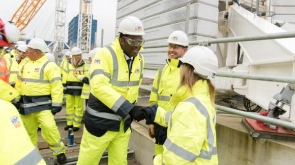 Великобритания – Министри оцениха напредъка в изграждането на АЕЦ Hinkley Point C