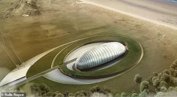 Предстои изграждането на революционни мини атомни електроцентрали, ръководени от Rolls-Royce, в северната част на Англия