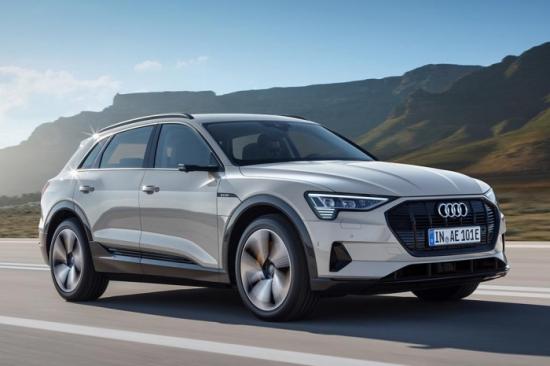 Audi спира производството на e-tron за няколко дни поради проблеми с доставката на комплектоващи детайли