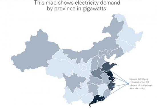 Китай – Офшорната вятърна енергетика може почти напълно да осигури страната с електроенергия