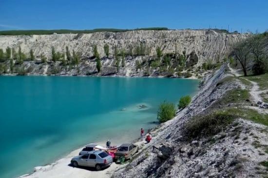 В Крим бяха изненадани – в езерата съдържанието на радионуклиди рязко намалява
