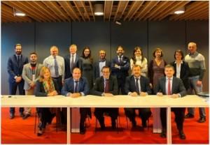 «ТВЭЛ» и три испански компании подписаха Меморандум за съвместно извеждане от експлоатация и демонтаж на ядрени и радиационно опасни обекти (ЯРОО)