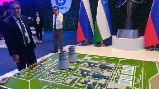 В Узбекистан и съседните страни ще се проведат публични обсъждания по проекта за изграждане на АЕЦ