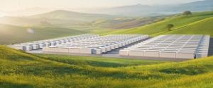 Tesla започва изграждането на гигантска система за съхранение на енергия