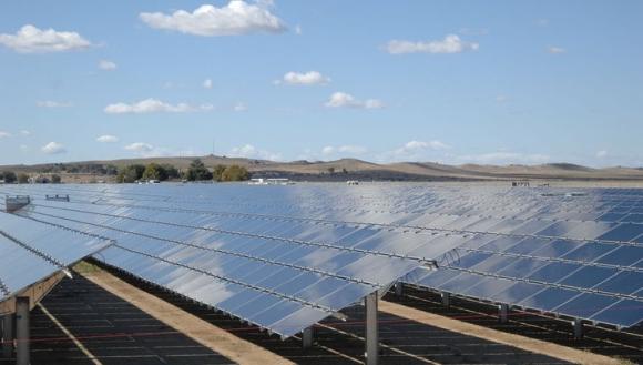 Слънчевата енергетика в САЩ