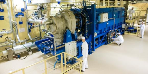 Прищипване на урановите опашки – преработване на урановия хвост в обеднен уран