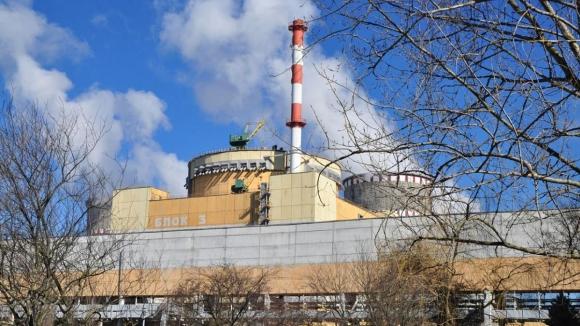 Украйна – Ровненска АЕЦ – Изясняват се причините за изключването на трети енергоблок от енергийната система