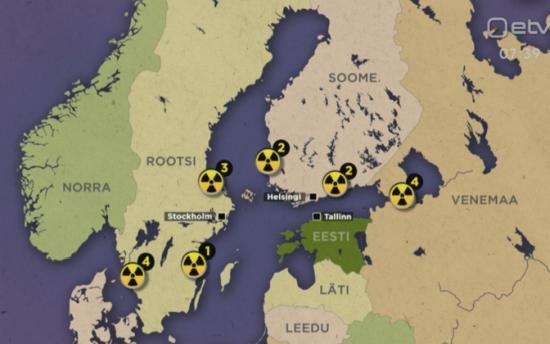 Естония – Обследват се възможните места за изграждане на АЕЦ