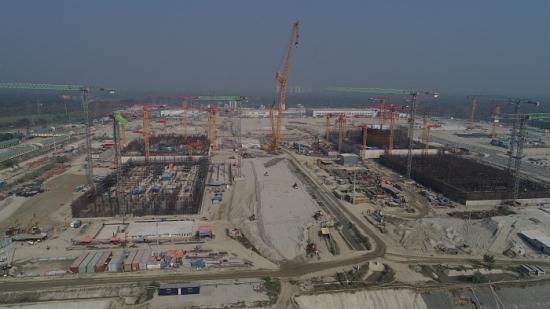 """АЕЦ """"Рупур"""" (Бангладеш) – На 1 март започна окрупненият монтаж на """"сухата защита"""" (СЗ), радиационно-термичния екран на шахтата на реактора на втори блок"""