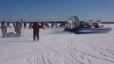 Белоярска АЕЦ – От дрейфаща ледена плоча във водохранилището на централата са спасени 468 рибари