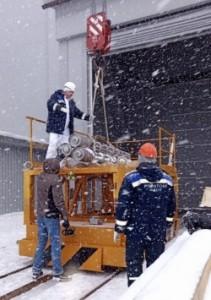 """Кораборемонтният завод """"Нерпа"""" се готви за разтоварване на ОЯГ от плаващата техническа база """"Лепсе"""""""