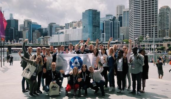 """""""Росатом"""" с над 30 делегати на Международния младежки ядрен конгрес в Сидни – прессъбщение"""
