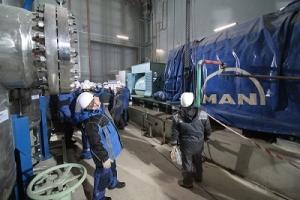 Ленинградска АЕЦ-2 – Започнаха изпитанията на резервните дизел-генератори