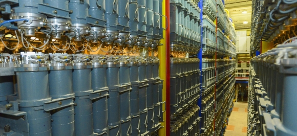 В цеха за обогатяване на уран на АО «ПО «Электрохимический завод» (ЕХЗ) са въведени центрофуги от ново поколение