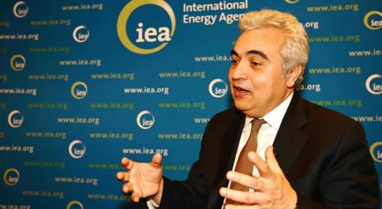 Фатих Бирол / ръководителят на МАЕ казва, че ядрената енергия е от съществено значение по време на криза