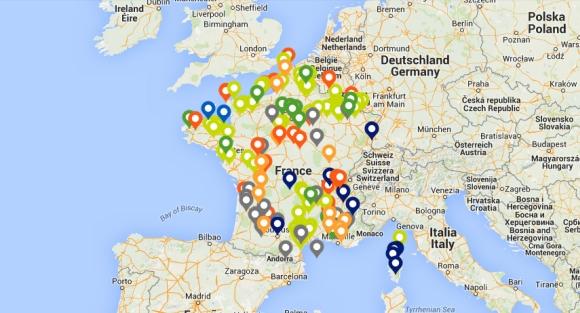 Коронавирус – Франция предприема мерки за осигуряване на надеждно снабдяване с електроенергия