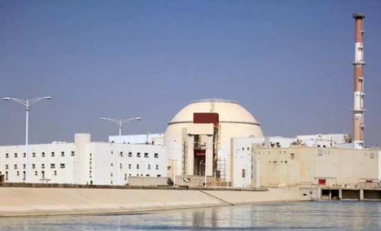 """Изграждането на втори енергоблок на АЕЦ """"Бушер"""" ще бъде завършено след 5 години"""