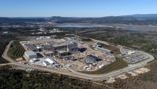 На строителната площадка на ITER започва монтажът на токамака