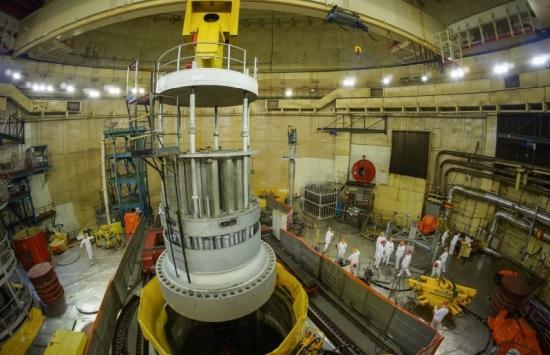 За първи път в Русия беше приложена нова технология за обследване на корпуса на реактора в първи блок на Калининската АЕЦ