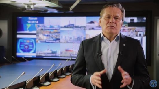Ново видеообръщение на Алексей Лихачов за ситуацията с коронавируса