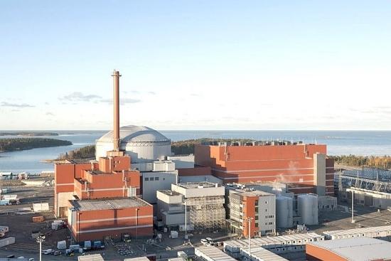 Строителството на Olkiluoto-3 във Финландия продължава.