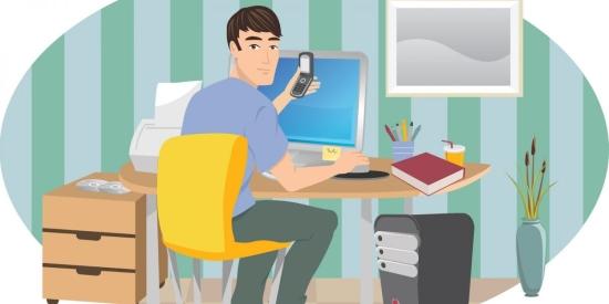 ТВЭЛ споделя опита си за преминаване към дистанционна работа