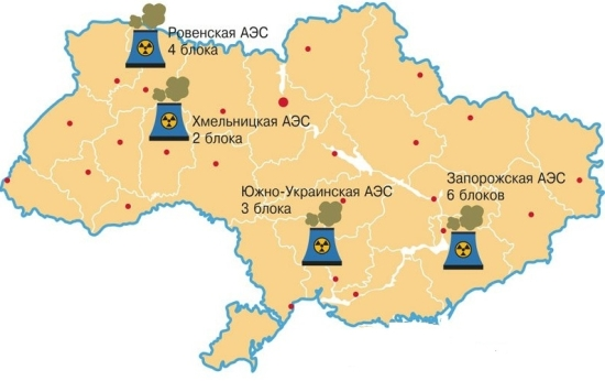 В началото на 2020 г. Украйна е купувала само руско ядрено гориво