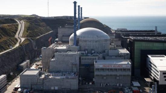 """Пускането на трети блок на АЕЦ """"Фламинвил"""" с реактор EPR отново се отложи"""