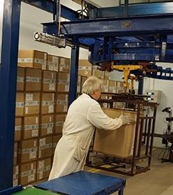 Росатом продължава да стерилизира медицинска продукция за борба с коронавируса