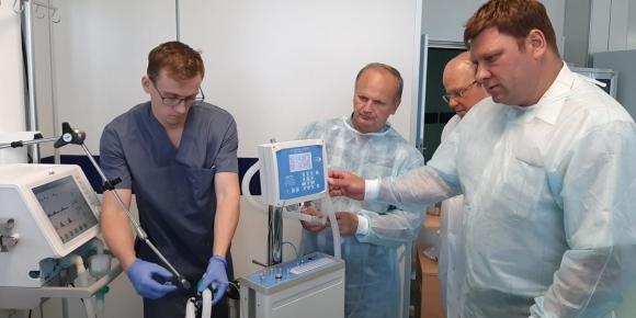 Разработката на учени от Саров ще помогне при лечението на COVID-19