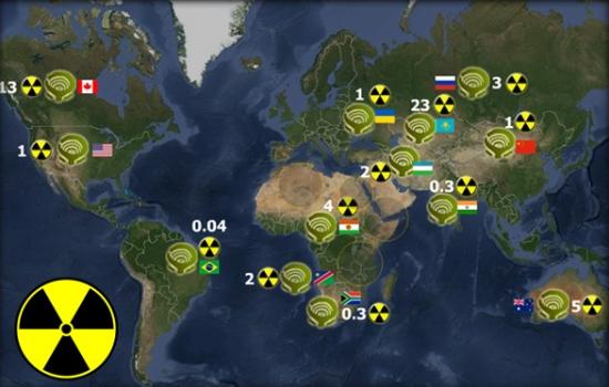 Цената на урана на фона на пандемията достигна четиригодишен връх