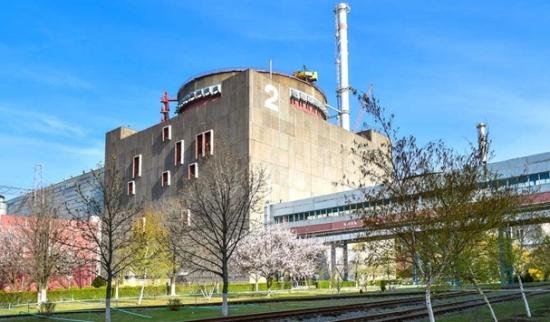 Енергоблок № 2 на Запорожската АЕЦ е изключен от мрежата и е поставен в резерв поради балансови ограничения