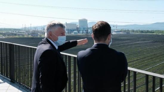 """Словения трябва до 2027 година да вземе решение за изграждане на нов енергоблок на АЕЦ """"Кръшко"""""""