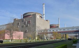 Енергоблок №4 на Запорожската АЕЦ е изключен от електроенергийната система на Украйна