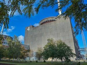 Украйна – Запорожската АЕЦ реконструира комплектните трансформаторни подстанции за спомагателни нужди на енергоблок №4