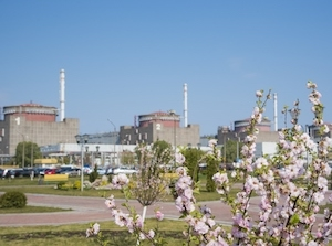 Запорожска АЕЦ – Три блока са в ремонт, общото натоварване на останалите е 2400 MW
