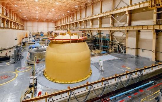 Колска АЕЦ – Завърши капиталният ремонт на първи енергоблок с една седмица предсрочно