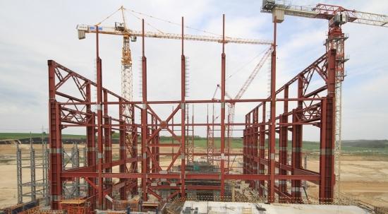 На строителната площадка на Курската АЕЦ-2 станаха две знакови събития