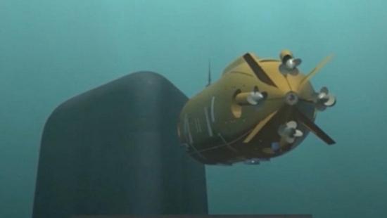 """През тази година започват изпитанията на дълбоководния подводен апарат """"Посейдон"""""""