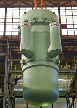 Атомэнергомаш ще осигури четвъртия ледоразбивач от ново поколение с реакторна установка «РИТМ-200»