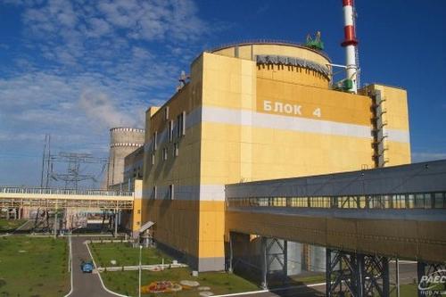 Украйна – Енергоблок № 4 на Ровненската АЕЦ е изключен от мрежата и е изведен в резерв