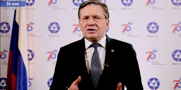 Алексей Лихачов – Ново видеообръщение