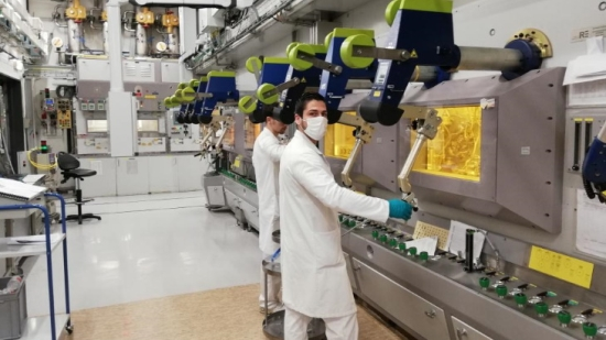 Белгия започва да произвежда Mo-99, използвайки нискообогатен уран (НОУ, LEU)