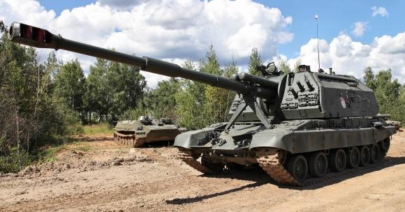 Росатом работи върху технология за увеличаване на жизнеспособността на оръдейните стволове (цеви)